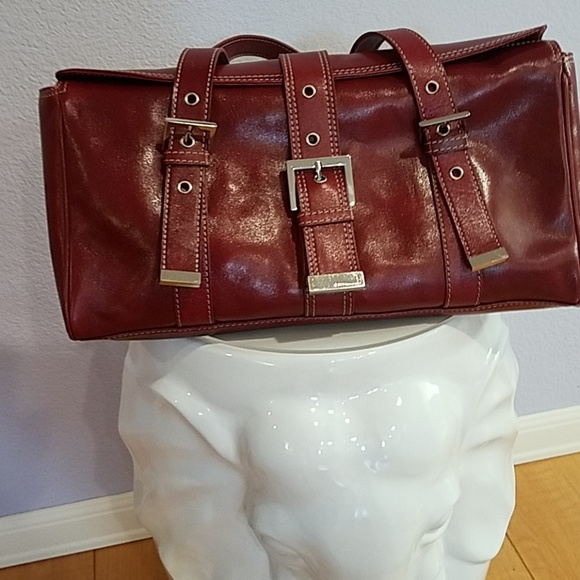 9facddc86 Enzo Angiolini Bags   Enzo Italian Leather Bag   Poshmark